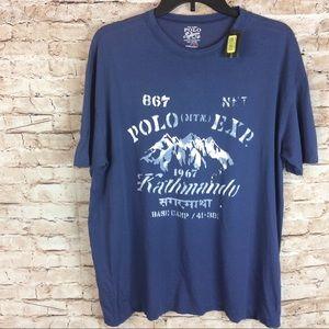 Vintage NEW Polo Ralph Lauren Kathmandu TShirt